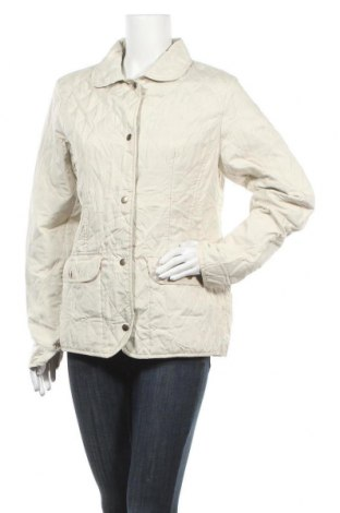 Дамско яке, Размер L, Цвят Екрю, 100% полиестер, Цена 7,98лв.