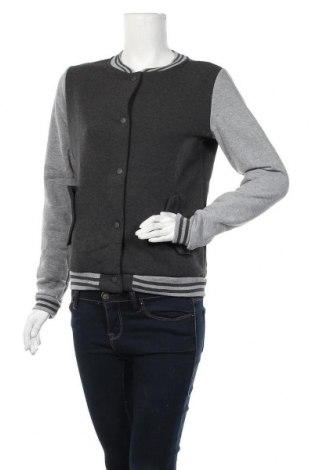 Γυναικείο μπουφάν Alcott, Μέγεθος L, Χρώμα Γκρί, Πολυεστέρας, Τιμή 15,96€