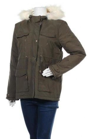 Γυναικείο μπουφάν Alcott, Μέγεθος XL, Χρώμα Πράσινο, Πολυαμίδη, Τιμή 14,23€