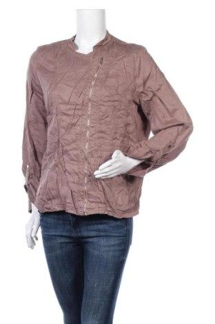 Γυναικείο μπουφάν Armand Thiery, Μέγεθος L, Χρώμα Καφέ, Τενσελ, Τιμή 4,64€