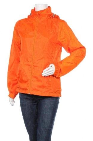 Γυναικείο μπουφάν B&C Collection, Μέγεθος M, Χρώμα Πορτοκαλί, Πολυεστέρας, Τιμή 4,15€