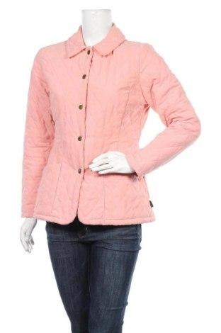 Дамско яке Barbour, Размер S, Цвят Розов, Цена 68,88лв.