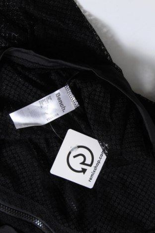 Дамско яке Bench, Размер XL, Цвят Черен, 88% полиамид, 6% полиестер, 6% еластан, Цена 29,60лв.