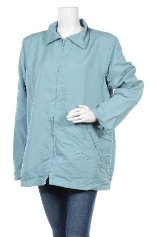 Дамско яке Bleu Bonheur, Размер XXL, Цвят Син, Полиестер, Цена 9,45лв.