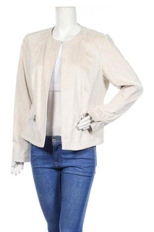 Дамско яке Bonita, Размер XL, Цвят Бежов, 84% полиестер, 16% еластан, Цена 28,67лв.