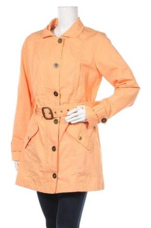 Дамско яке Bpc Bonprix Collection, Размер L, Цвят Оранжев, Памук, Цена 13,23лв.