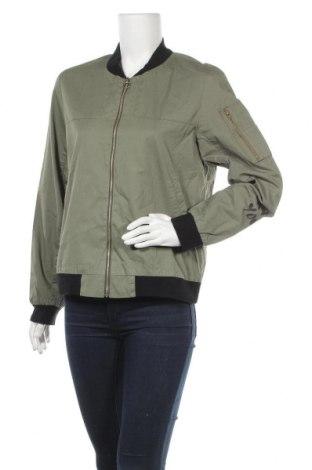 Дамско яке Chattawak, Размер M, Цвят Зелен, 100% памук, Цена 42,50лв.