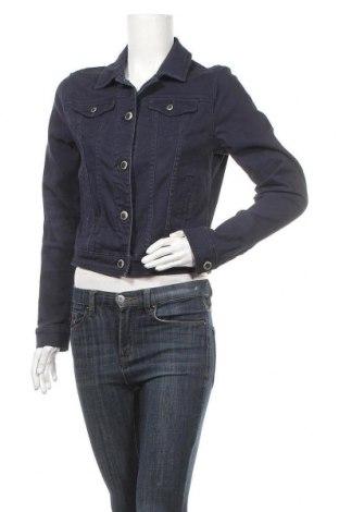Дамско яке Colours Of The World, Размер L, Цвят Син, 98% памук, 2% еластан, Цена 23,94лв.