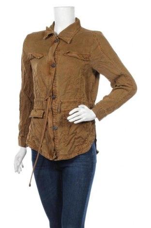 Дамско яке Cotton On, Размер M, Цвят Кафяв, 100% лиосел, Цена 23,31лв.