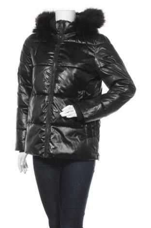 Дамско яке DKNY, Размер S, Цвят Черен, Полиестер, Цена 291,00лв.