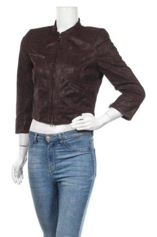 Дамско яке De.corp By Esprit, Размер M, Цвят Кафяв, Полиестер, Цена 24,57лв.