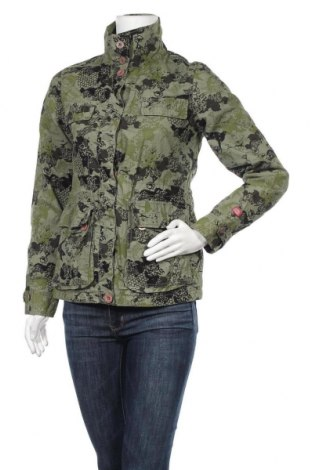 Дамско яке Dickies, Размер S, Цвят Зелен, Цена 35,91лв.