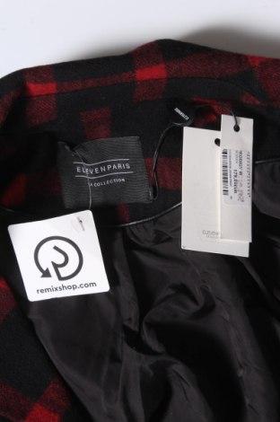 Дамско яке Eleven Paris, Размер M, Цвят Черен, 55% вълна, 40% полиестер, 4% други тъкани, Цена 64,12лв.