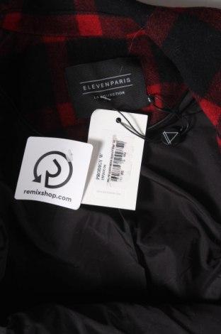 Дамско яке Eleven Paris, Размер S, Цвят Черен, 55% вълна, 40% полиестер, 4% други тъкани, Цена 64,12лв.