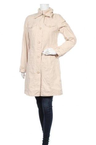 Дамско яке Esprit, Размер M, Цвят Бежов, 65% памук, 25% полиестер, 10% полиамид, Цена 12,86лв.