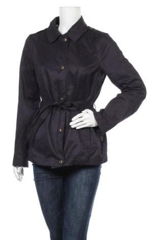 Дамско яке Esprit, Размер M, Цвят Син, 57% памук, 34% полиестер, 9% полиамид, Цена 28,98лв.