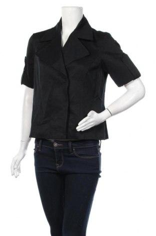 Дамско яке Esprit, Размер M, Цвят Черен, 63% памук, 37% полиестер, Цена 11,34лв.