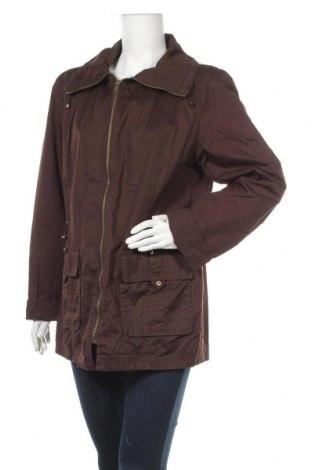 Дамско яке Fashion Wear, Размер M, Цвят Кафяв, Памук, Цена 10,71лв.