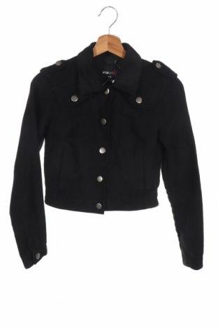 Дамско яке Fb Sister, Размер XS, Цвят Черен, Полиестер, Цена 11,34лв.