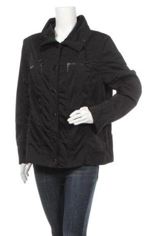 Γυναικείο μπουφάν G.W., Μέγεθος XL, Χρώμα Μαύρο, Πολυεστέρας, Τιμή 13,41€