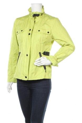 Дамско яке Gil Bret, Размер M, Цвят Зелен, 49% полиестер, 42% памук, 3% полиуретан, Цена 38,22лв.
