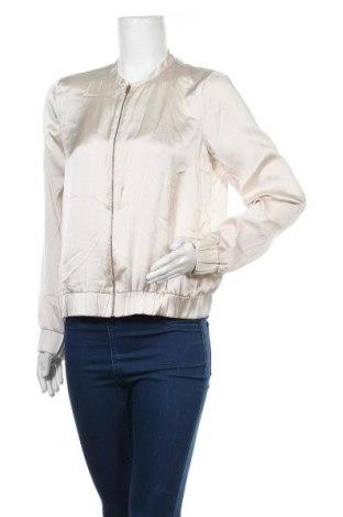 Дамско яке Gina Tricot, Размер S, Цвят Екрю, Полиестер, Цена 8,40лв.