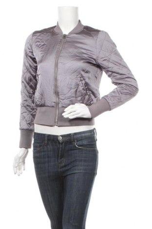 Дамско яке H&M Divided, Размер M, Цвят Сив, Полиестер, Цена 9,66лв.