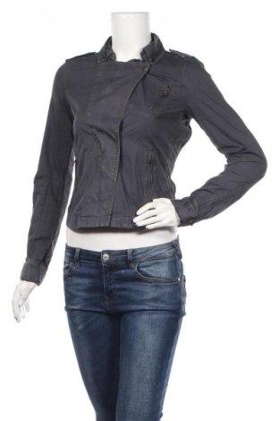 Γυναικείο μπουφάν H&M Divided, Μέγεθος XS, Χρώμα Μπλέ, Βαμβάκι, Τιμή 6,62€