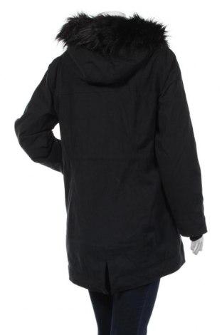 Дамско яке Hollister, Размер L, Цвят Черен, 95% полиестер, 5% еластан, Цена 96,75лв.