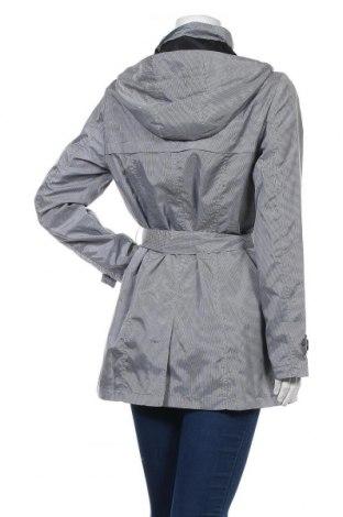 Дамско палто In Linea, Размер S, Цвят Сив, Полиестер, Цена 55,48лв.