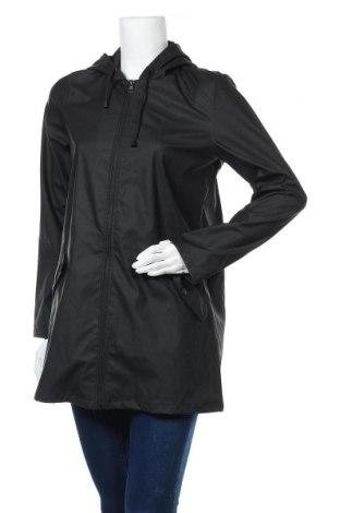 Дамско яке Jacqueline De Yong, Размер S, Цвят Черен, Полиуретан, Цена 28,00лв.