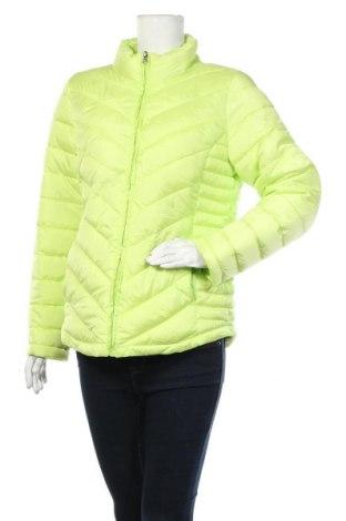 Γυναικείο μπουφάν Janina, Μέγεθος M, Χρώμα Πράσινο, 100% πολυεστέρας, Τιμή 26,37€