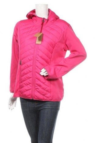 Дамско яке Kangaroos, Размер XL, Цвят Розов, Полиестер, Цена 89,25лв.