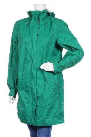 Дамско яке L.L. Bean, Размер M, Цвят Зелен, 100% полиамид, Цена 22,79лв.