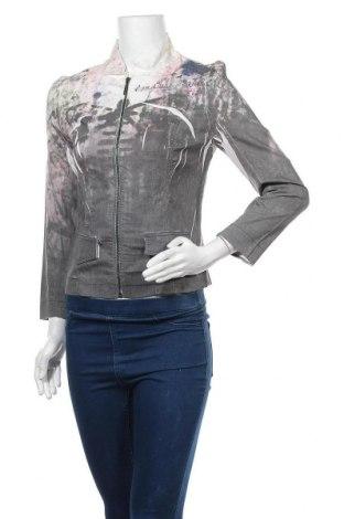 Дамско яке La Mode Est A Vous, Размер M, Цвят Многоцветен, 61% памук, 39% полиестер, Цена 28,80лв.