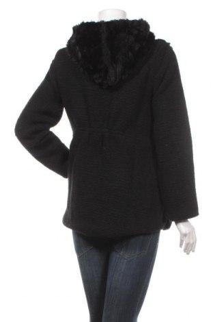 Дамско яке Mademoiselle A Paris, Размер S, Цвят Черен, 80% акрил, 20% полиестер, Цена 34,65лв.