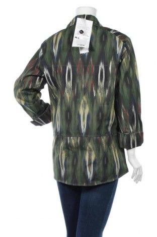 Дамска риза Mango, Размер M, Цвят Многоцветен, Памук, Цена 31,15лв.