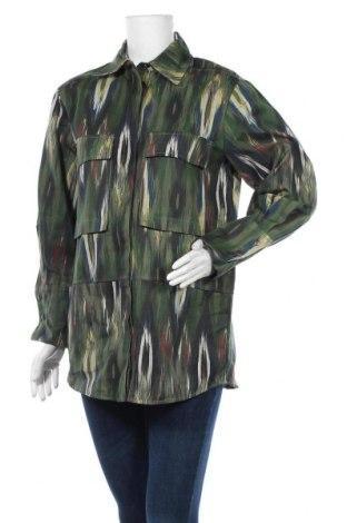 Γυναικείο πουκάμισο Mango, Μέγεθος M, Χρώμα Πολύχρωμο, Βαμβάκι, Τιμή 17,89€