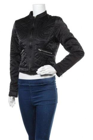 Дамско яке Mexx, Размер M, Цвят Черен, 70% полиамид, 30% памук, Цена 10,33лв.