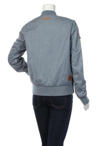 Дамско яке Naketano, Размер L, Цвят Сив, 42% памук, 40% полиестер, 18% полиамид, Цена 94,05лв.