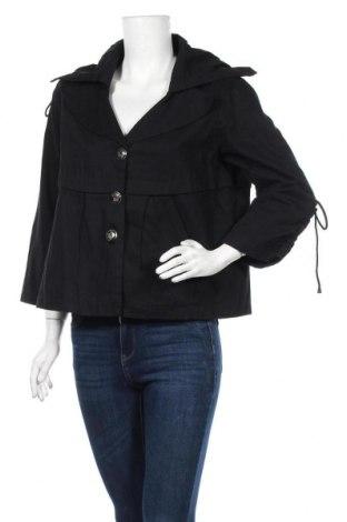Дамско яке New Directions, Размер S, Цвят Черен, 100% памук, Цена 41,06лв.