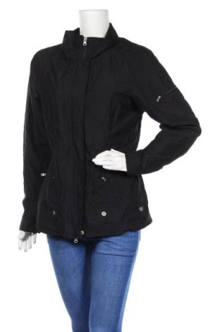 Γυναικείο μπουφάν New View, Μέγεθος L, Χρώμα Μαύρο, Πολυεστέρας, Τιμή 22,34€