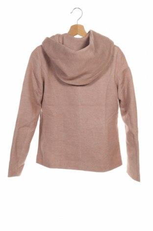 Дамско яке ONLY, Размер XS, Цвят Розов, 85% полиестер, 15% памук, Цена 24,15лв.