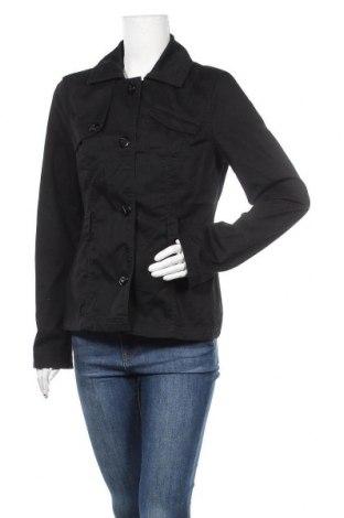 Дамско яке ONLY, Размер M, Цвят Черен, 65% полиестер, 35% памук, Цена 12,50лв.