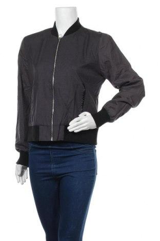 Γυναικείο μπουφάν On.You, Μέγεθος XL, Χρώμα Γκρί, Βαμβάκι, Τιμή 13,61€