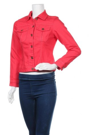 Дамско яке Parasuco, Размер S, Цвят Червен, 78% памук, 20% полиестер, 2% еластан, Цена 27,98лв.