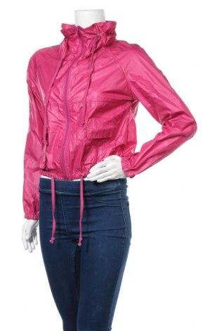 Дамско яке Please, Размер M, Цвят Розов, 98% памук, 2% еластан, Цена 95,52лв.
