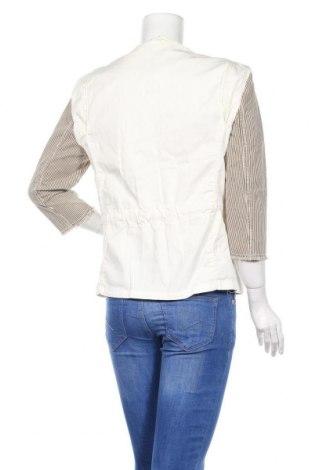 Дамско яке Please, Размер L, Цвят Екрю, 98% памук, 2% еластан, Цена 31,35лв.