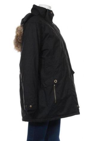 Дамско яке Polarino, Размер XL, Цвят Черен, Полиестер, Цена 52,92лв.