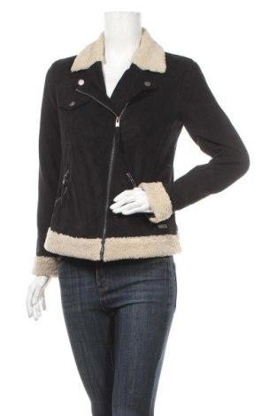 Дамско яке Roxy, Размер S, Цвят Черен, 65% полиестер, 35% памук, Цена 29,93лв.